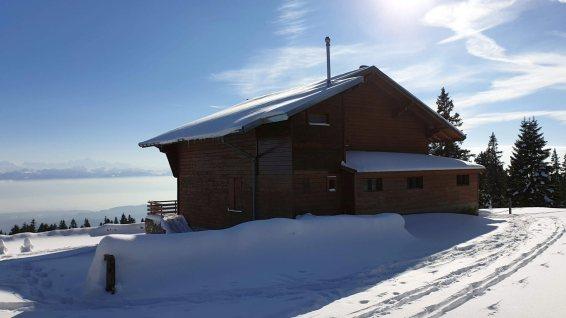Chalet du Ski-club La Corentine - Bière - Vaud - Suisse