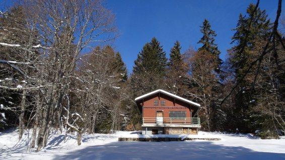Le Chalet Sans-Souci - Gimel - Vaud - Suisse