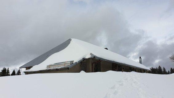 Chalet des Combes - Le Chenit - Vaud - Suisse