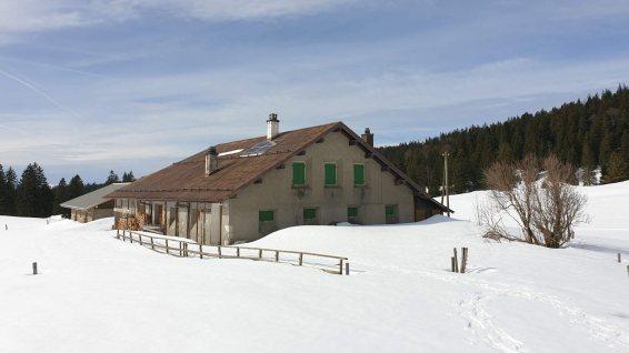 Pré de St-Livres - Bière - Vaud - Suisse