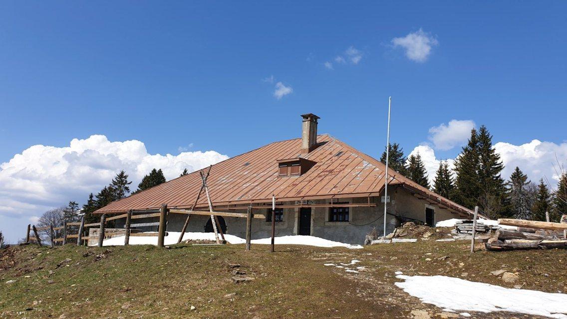 Pré du Four - Arzier-Le Muids - Vaud - Suisse
