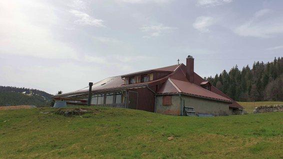 Le Mollendruz - L'Abbaye - Vaud - Suisse