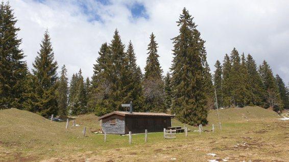 Cabane de Peney - Bassins - Vaud - Suisse