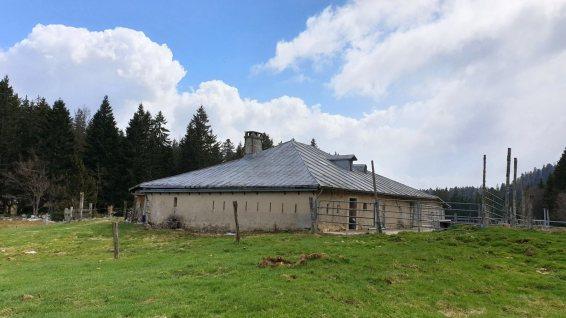 Les Frasses - Bassins - Vaud - Suisse