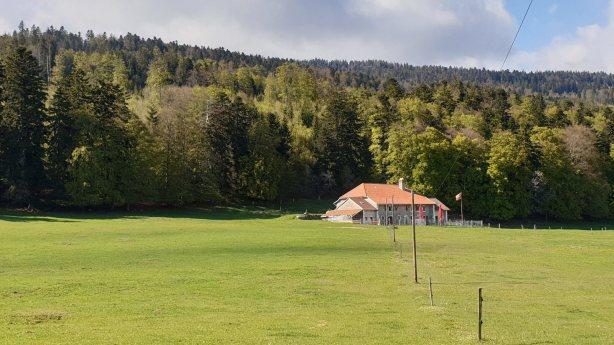La Chaumette - Bassins - Vaud - Suisse