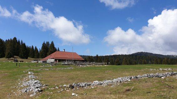 Le Vermeilley - Arzier-Le Muids - Vaud - Suisse