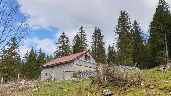 La Baragne Haute - Arzier-Le Muids - Vaud - Suisse