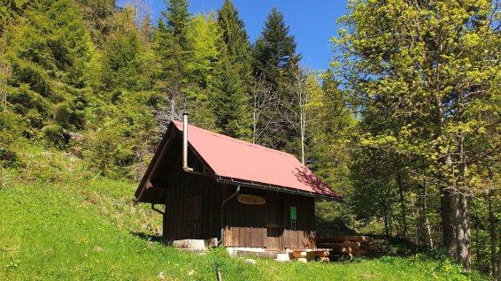 Le Pralet - Mont-la-Ville - Vaud - Suisse
