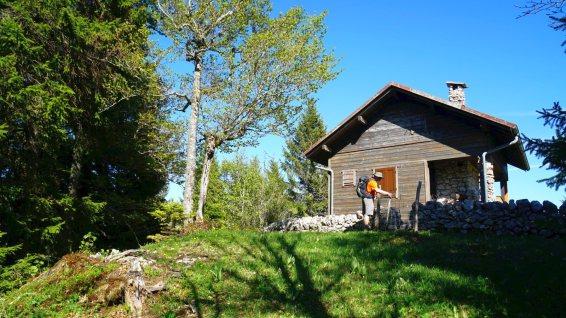 Chalet privé du Haut du Mollendruz - L'Abbaye - Vaud - Suisse