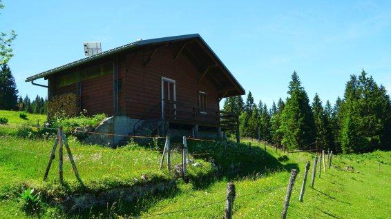 Chalet Le Grand Revers - Le Chenit - Vaud - Suisse