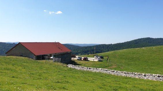 Buvette de Châtel - Montricher - Vaud - Suisse