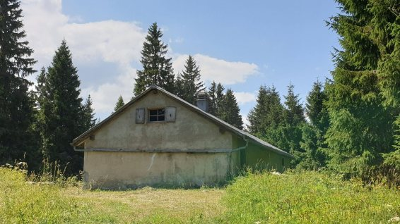 Chalet de la Croix - Le Chenit - Vaud - Suisse