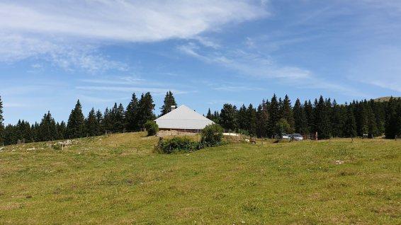 Grand Croset Dessous - Le Chenit - Vaud - Suisse