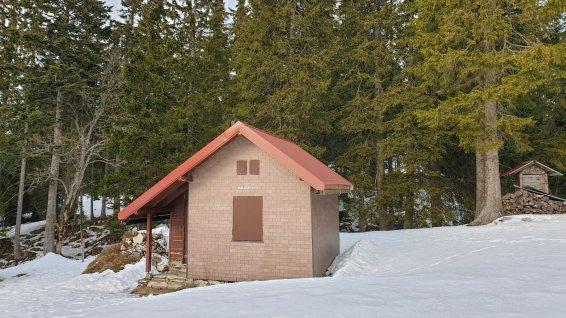 Chalet Malgré Tout - Gimel - Vaud - Suisse