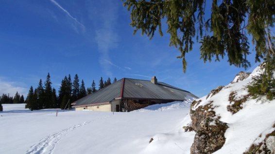 Trois Chalets - Le Chenit - Vaud - Suisse