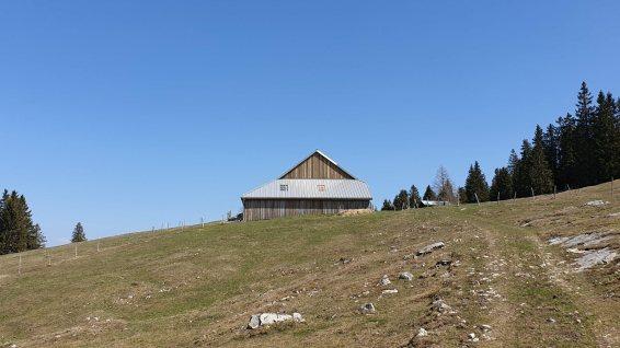 Pièce aux Reymond - Le Chenit - Vaud - Suisse