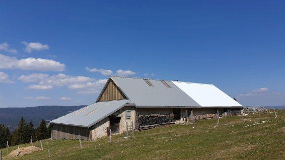 Pièce aux Reymond - L'Abbaye - Vaud - Suisse