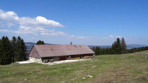 Pièce à Neveu - L'Abbaye - Vaud - Suisse