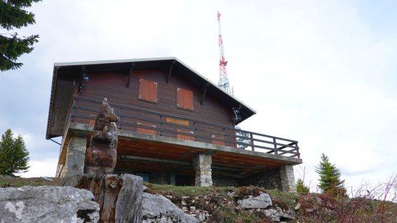 Refuge de Combe Gelée - Cheserex - Vaud - Suisse