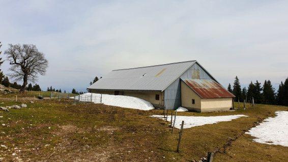 Chalet Neuf du Mont Tendre- Montricher - Vaud - Suisse