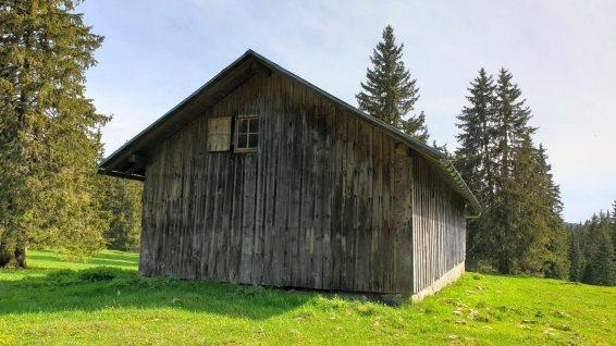 Couvert de la Cerniat - Vaud - Suisse