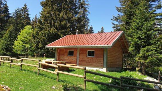 Citerne couverte du Pré de Villars - Marchissy - Vaud - Suisse