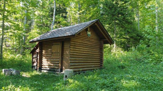 Refuge d'Oujon - Arzier-Le-Muids - Vaud - Suisse