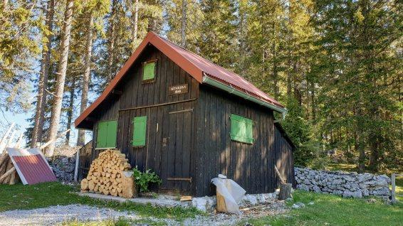 Gite à Doda - L'Abbaye - Vaud - Suisse