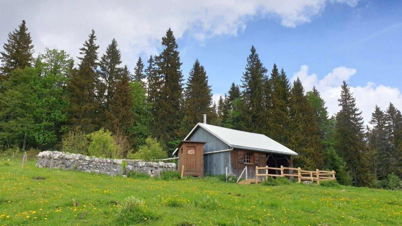 Couvert du Poêle Chaud - Le Chenit - Vaud - Suisse