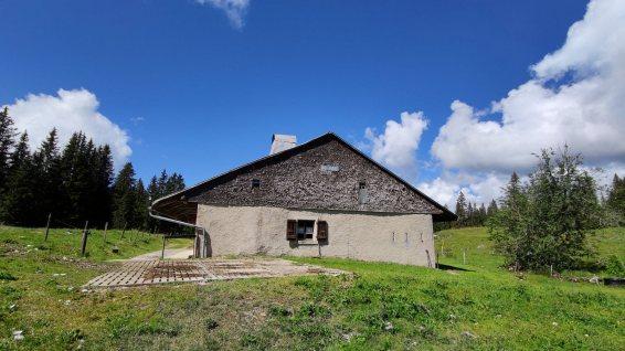 Chalet du Pré Derrière - Le Chenit - Vaud - Suisse