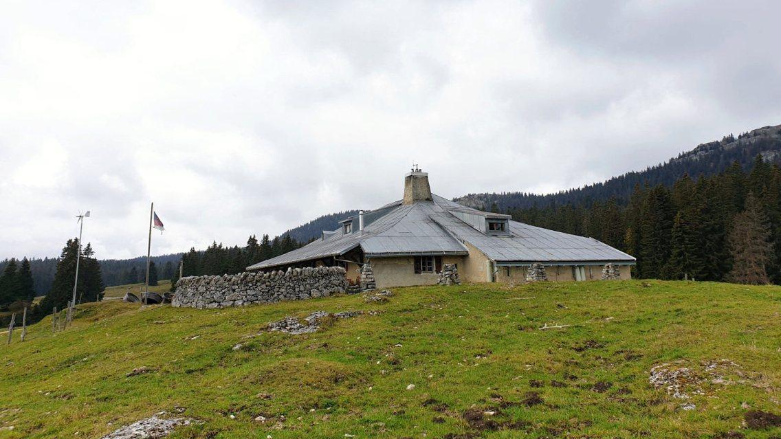 Les Pralets - Bassins - Vaud - Suisse