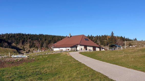 Pré de l'Haut Dessous - Montricher - Vaud - Suisse