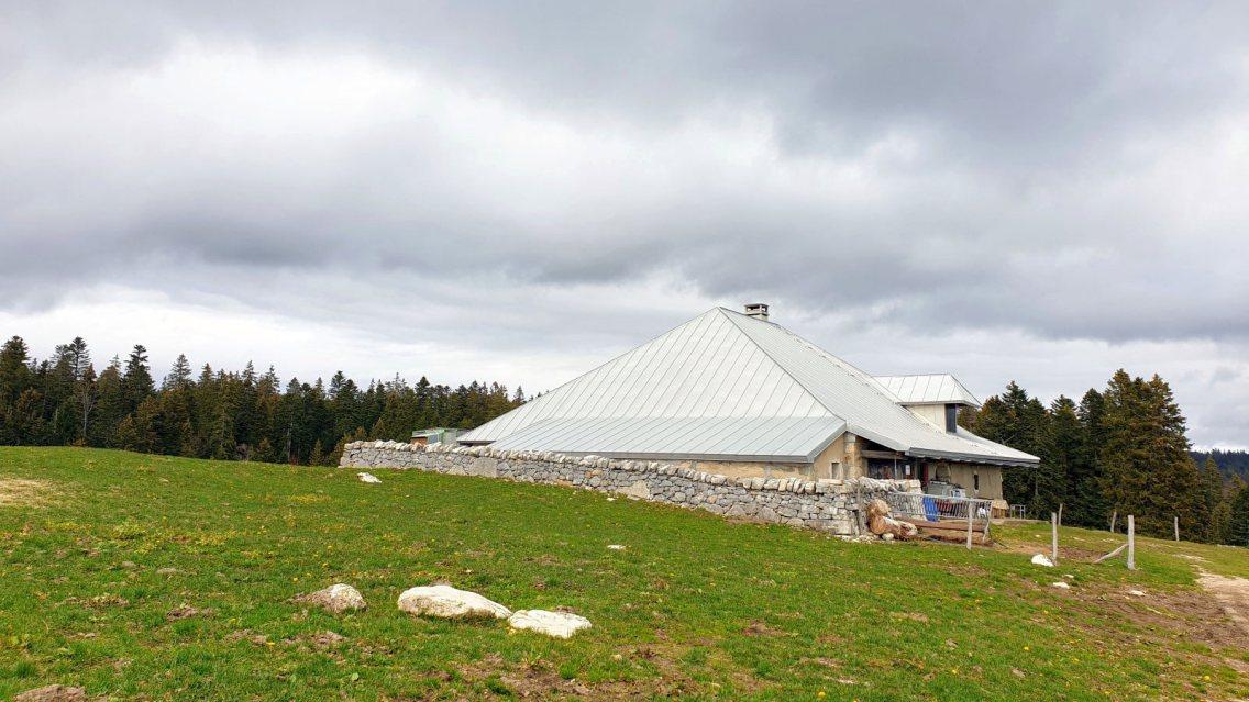 Mont-Roux - Arzier-Le Muids - Vaud - Suisse