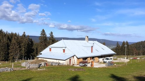 Lande Dessus - Le Chenit - Vaud - Suisse