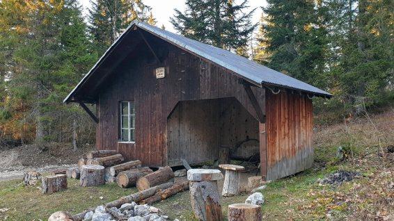 Refuge du Bois Carré - Le Chenit - Vaud - Suisse