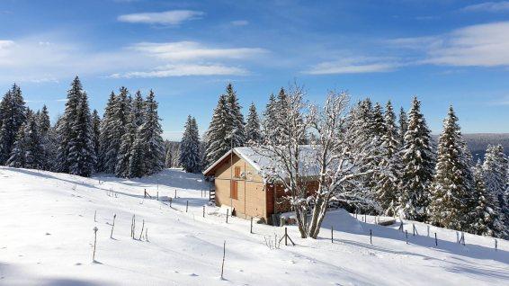 Le Grand Revers - Le Chenit - Vaud - Suisse