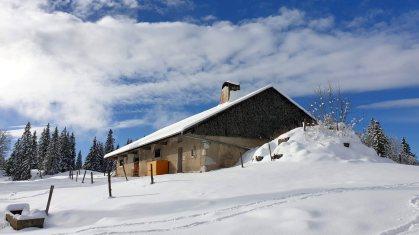 Le Croton - Le Chenit - Vaud - Suisse
