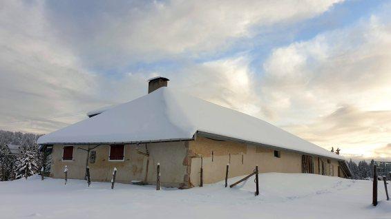 La Perrause - Le Chenit - Vaud - Suisse