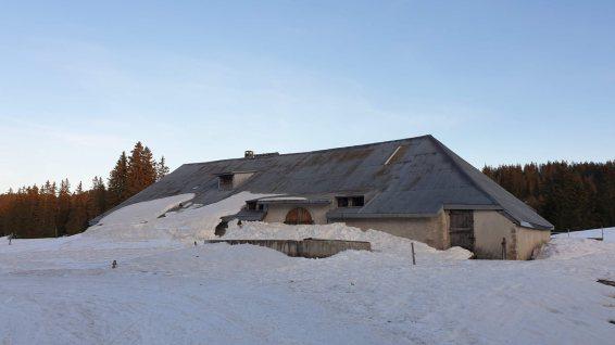 Chalet de la Sèche de Gimel - Le Chenit - Vaud - Suisse