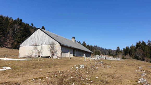Les Frasses - Longirod - Vaud - Suisse