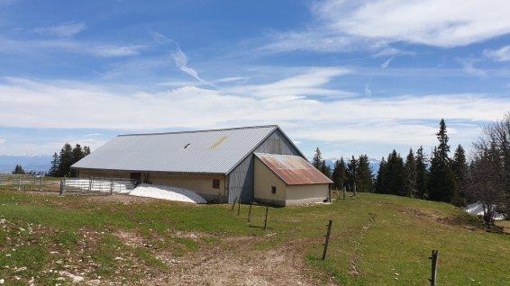 Chalet Neuf du Mont Tendre - Montricher - Vaud - Suisse