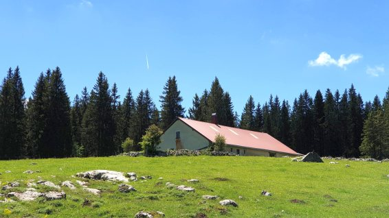 La Coche - L'Abbaye - Vaud - Suisse