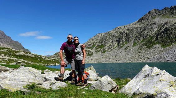 Laghetti d'Antabia - Cevio - Tessin - Suisse