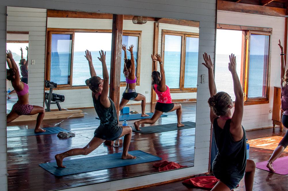 yoga magnific rock nicaragua