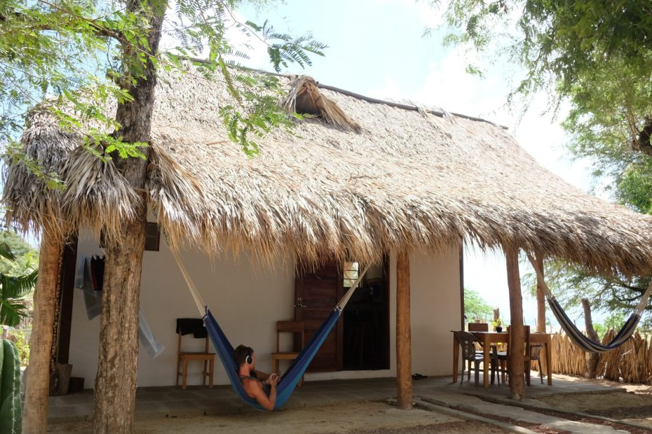 guasacate beach house popoyo tiny house