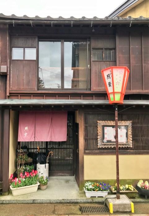 Higashi-Chayagai-Kanazawa