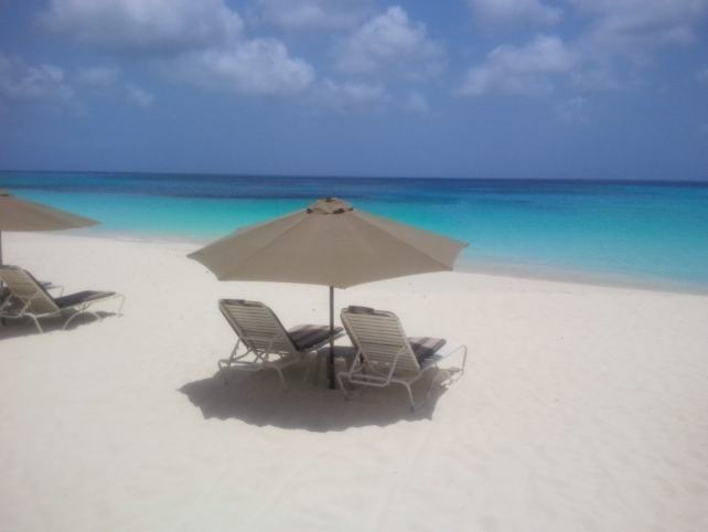 "Shoal Bay in Anguilla - ""Anguilla Ferry and Car Adventure"" Two Traveling Texans"