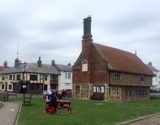 The Mill Inn and Moot Hall