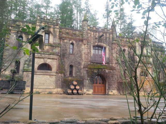 """Chateau Montelena, which opens early - """"10 Wine Tasting Tips and Tricks for Napa Valley"""" - Two Traveling Texans"""