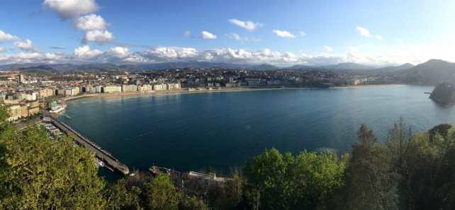San Sebastian is a beautiful city!